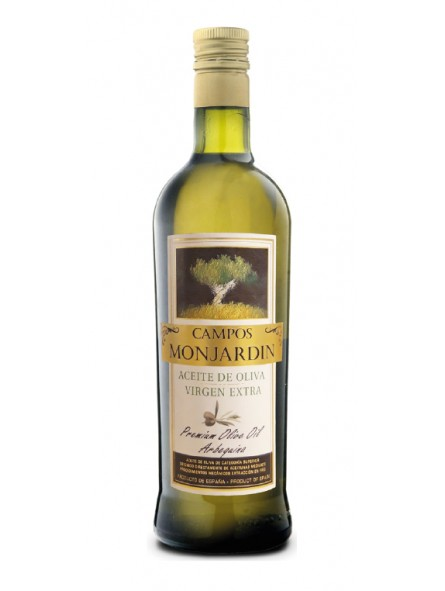 Aceite de Oliva Campos Monjardín Premium Arbequina 500ml 10661