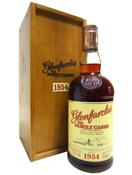 Glenfarclas The Family Casks 1954