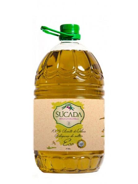 Aceite de Oliva Ecológico Sucada 5L 3454